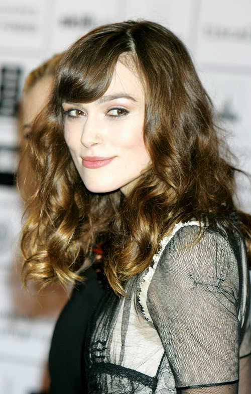Keira Knightly Gives Us Her Best Whats Happening, Hot Stuff Line From 16 Candles.  Photo: GettyImages.com