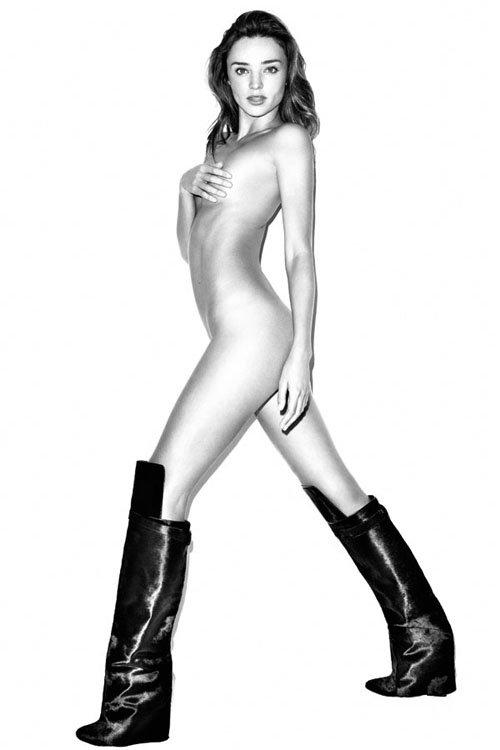 Miranda Kerr Photo: Terry Richardson for Harper's Bazaar