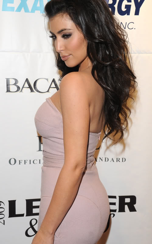 Kim Kardashian Hosting Appearances Impress.  Photo:  Wireimage.com