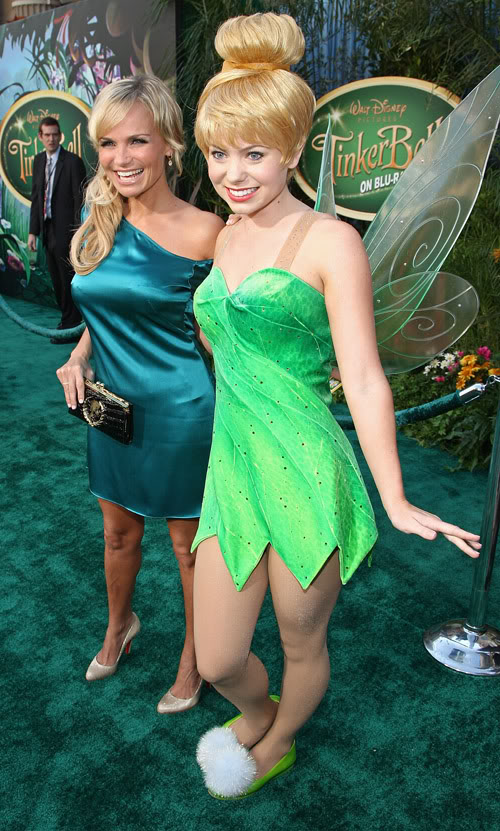 Kristin Attends Tinker Bell Premiere.  Photo:  Getty Images