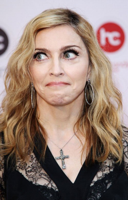 Madonna  Photo:  GettyImages.com