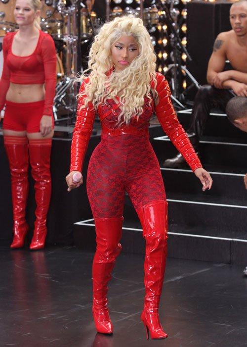 Nicki Minaj.  Photo: SplashNewsOnline.com