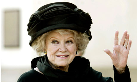 Phyllis Diller  Photo:  TheGuardian.co