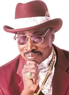 Rudy Ray Moore Starred In The Cult Classic Dolemite.  File Photo