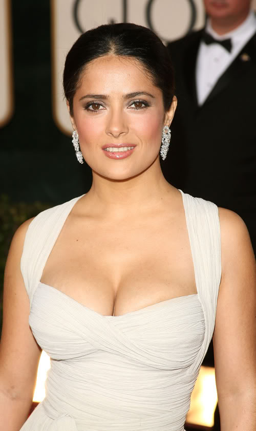 Salma Hayek Is The Cream Of The Crop.  Photo: Wireimages.com