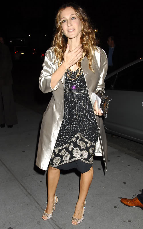 SJP In The Place To Be.  Photo: Splashnewsonline.com