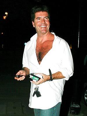 Simon Cowell File Photo