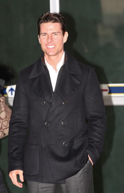 Tom Cruise In Korea.  Photo: Wenn.com