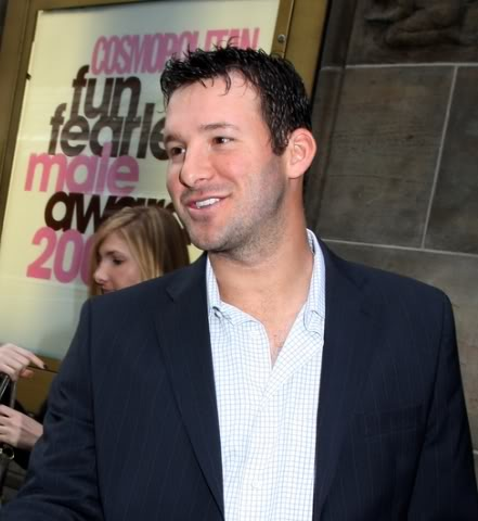 Tony Romo: NFL Man Of The Year?  File Photo