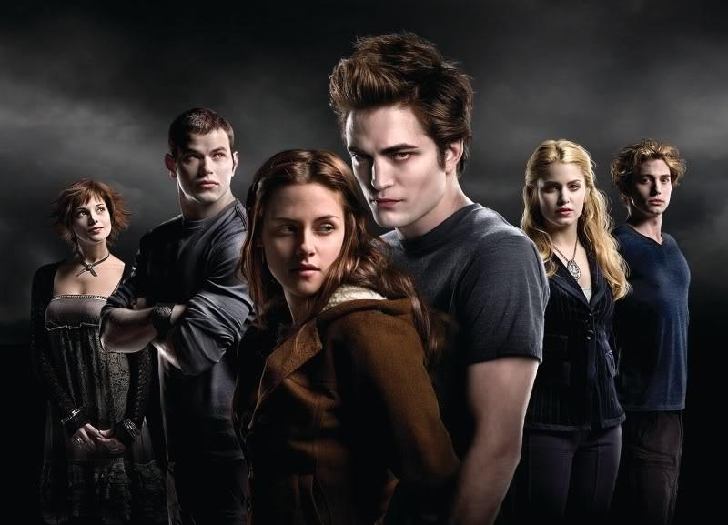Twilight Promo Poster