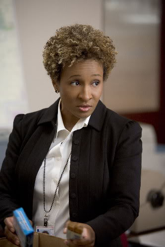 Wanda Sykes From Evan Almighty.  File Photo
