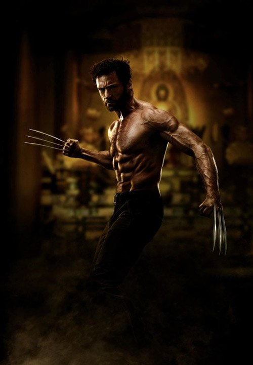 Wolverine  Photo: Marvel; 20th Century Fox