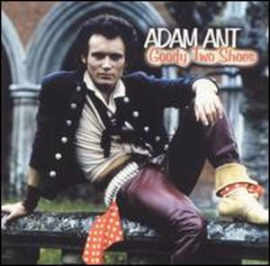 Adam Ant Goody Two Shoes Single Cover