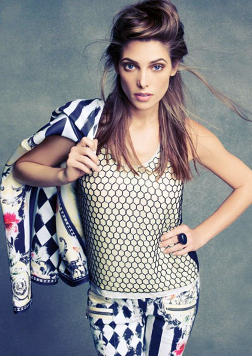 Ashley Greene Photo: Tesh for Marie Claire