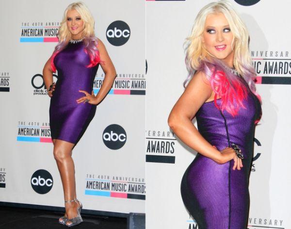 Christina Aguilera.  Photo:  NYDailyNews.com