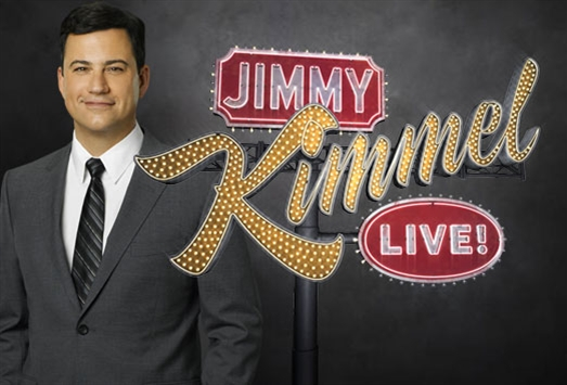 Jimmy Kimmel Live Promo Photo
