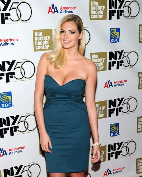 Kate Upton  Photo:  GettyImages.com