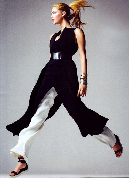 Kate Upton.  Photo:  Vogue