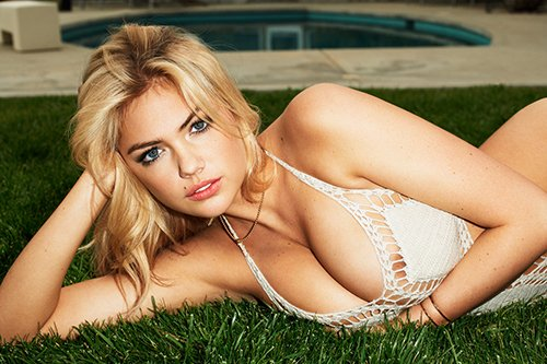 Фото красивых блондинок с большой грудью