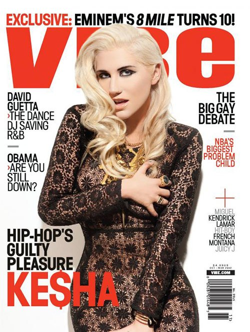 Ke$ha Vibe Magazine