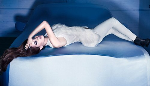 Lana Del Rey  Photo:  H&M