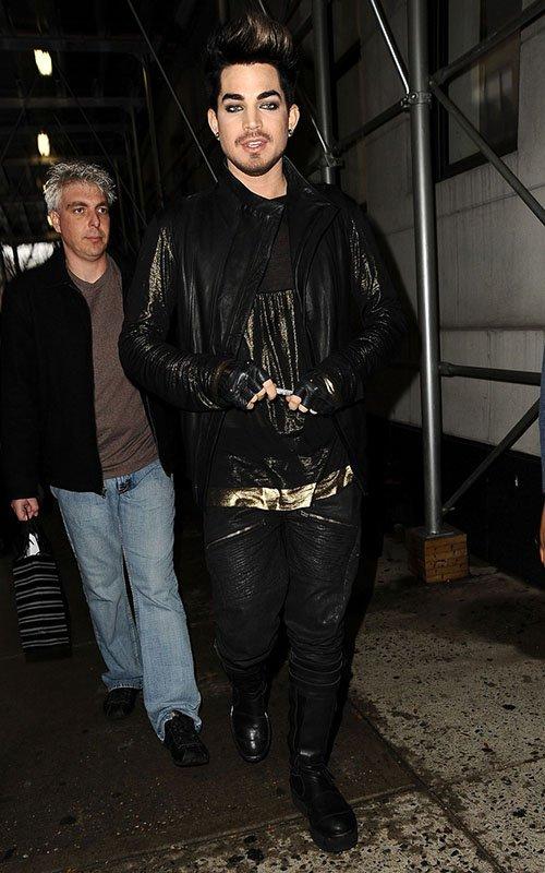 Adam Lambert Photo: PacificCoastNewsOnline.com