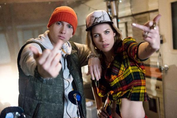Eminem & Skylar Grey Photo: Interscope Records