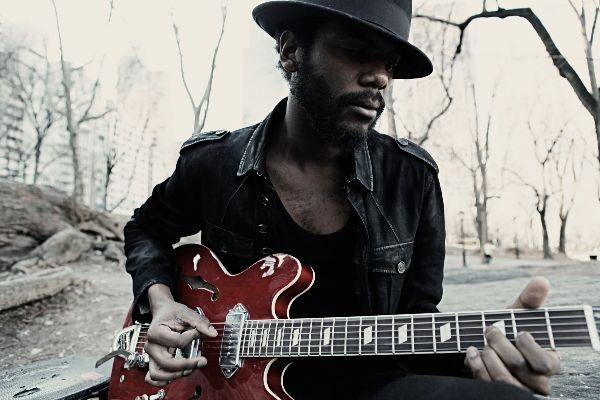 Gary Clark Jr.  Photo:  Frank Maddocks