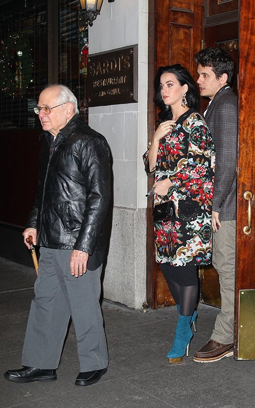 Katy Perry & John Mayer  Photo:  INFDaily.com