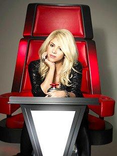 Shakira Photo: NBC.com