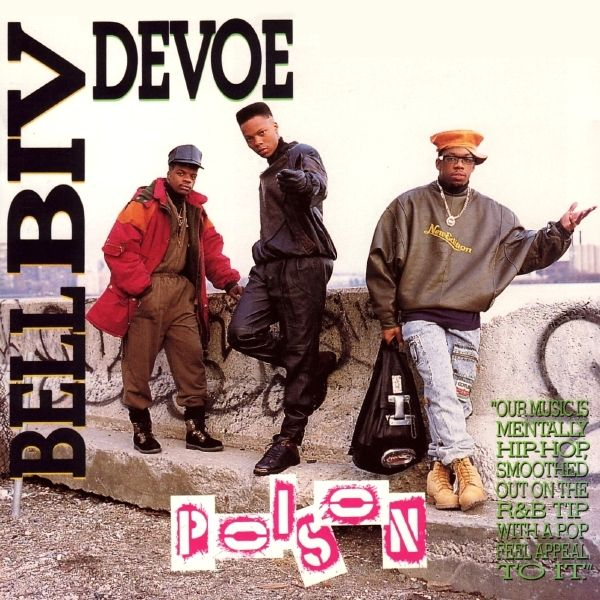 Bell Biv Devoe Poison Cover
