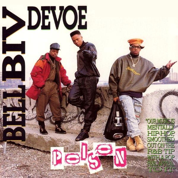 Bell Biv Devoe Poison Cover