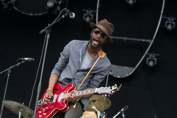 Gary Clark Jr. Photo: Nate Azark