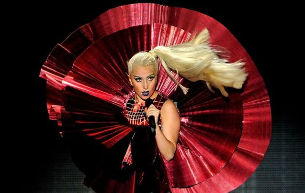 Lady Gaga File Photo