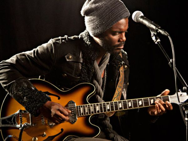 Gary Clark Jr. Photo: VH1.Com