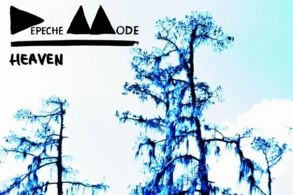 Depeche Mode Heaven Single Cover