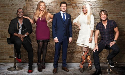 American Idol Judges Photo: The Hollywood Reporter