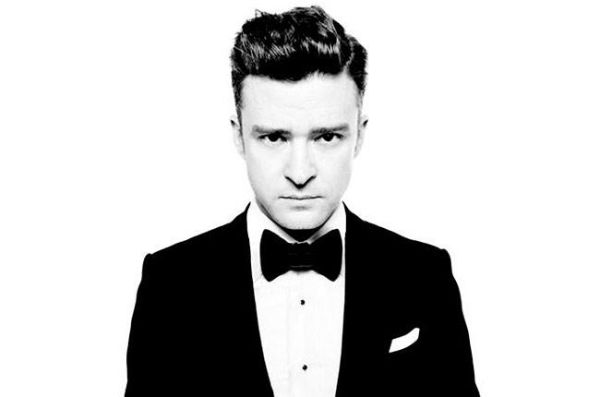 Justin Timberlake  Photo: Facebook.com/JustinTimberlake