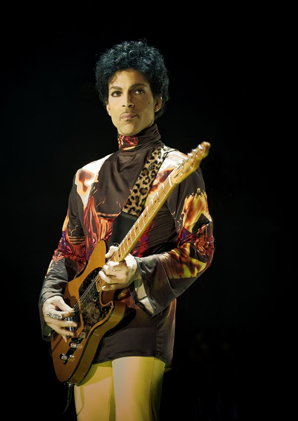 Prince NPG Records 2013