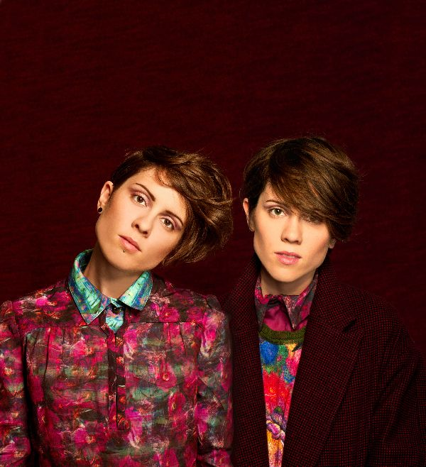 Tegan And Sara Photo: Lindsey Byrnes