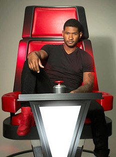 Usher Photo: NBC