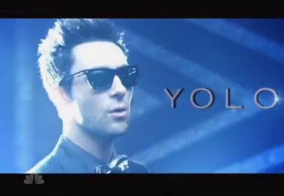 YOLO SNL Digital Short