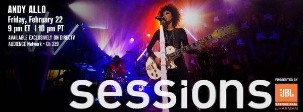 Andy Allo Guitar Center Sessions