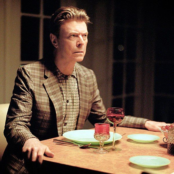David Bowie Still From &quot;Stars Are Out&quot; 