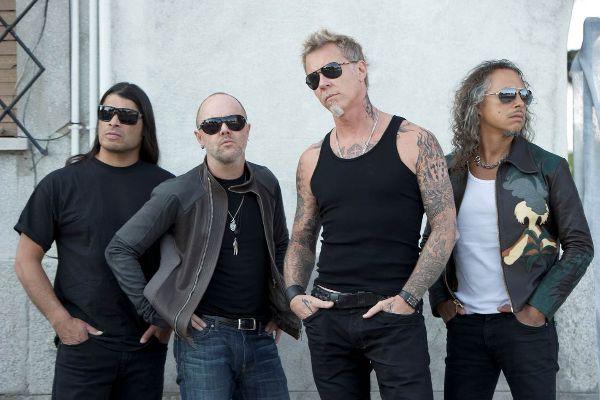 Metallica Promo Photo