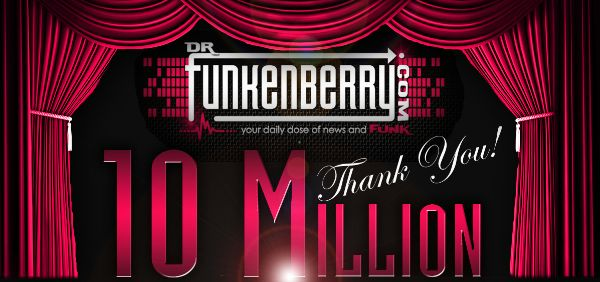 DrFunkenberry 10 Million
