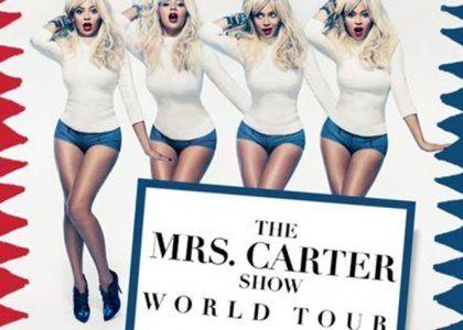 Beyonce Tour Promo