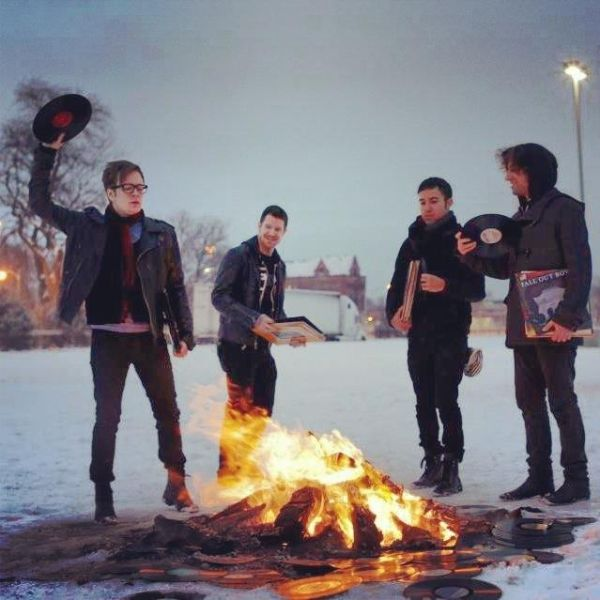 Fall Out Boy Promo Photo