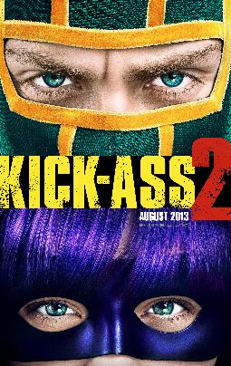 Kick-Ass 2 Promo Poster Universal/MTV.com