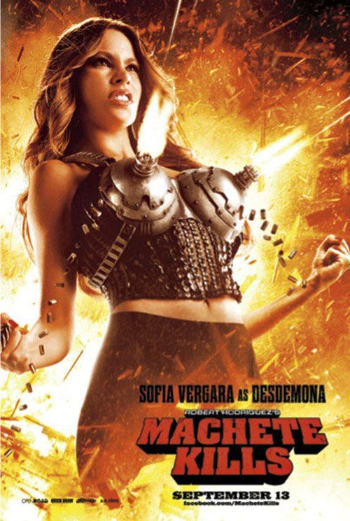 Sofia Vergara Promo Poster